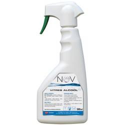 Nettoyant Nov vitres Alcool 500 ml