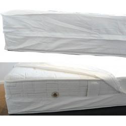Lot de 25 rénove matelas déperlant et respirant Premium 140X190+15 cm