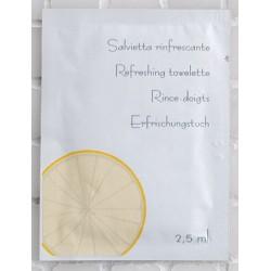 Carton de 1000 rince-doigts citron