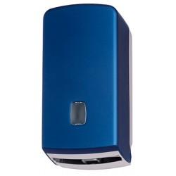 Distributeur de PH mixte 500 feuilles ou 2 rlx ABS bleu