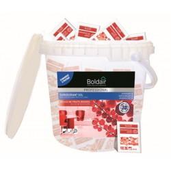 Surodorant Boldair 3D doses seau 100 x 20 ml délices fruits rouges