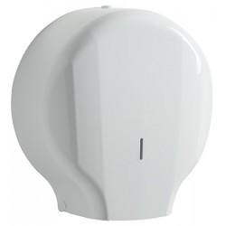 Distributeur papier hygiénique 200 m ABS blanc