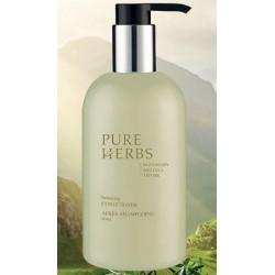 Lot de 24 flacons pompe Pure Herbs après-shampooing 300 ml