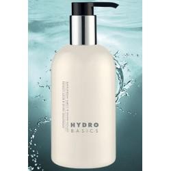 Lot de 24 flacons pompe Hydro Basics lotion corporelle 300 ml