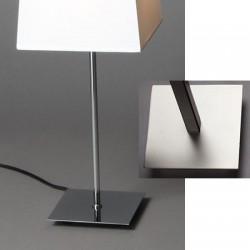 Lampe Park petit modèle nickel satiné