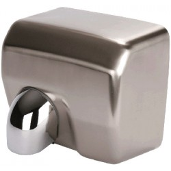 Sèche mains Mistral automatique antivandalisme inox 2500 w