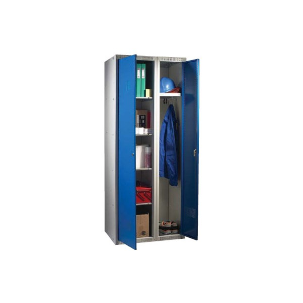 Armoire d'entretien démontable L70xP50xH180 cm