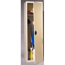 Armoire à balai démontable L50xP42xH180 cm