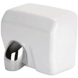 Sèche mains Mistral automatique antivandalisme acier blanc 2500 w