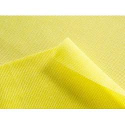 Lavettes plus absorbantes jaune 43x36cm (le colis de 6 sachets de 25)