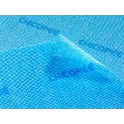 Lavettes plus absorbantes bleues 43x36cm (le colis de 6 sachets de 25)