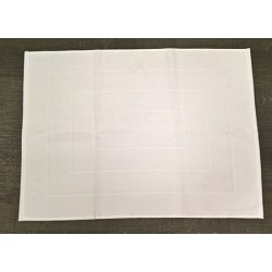 Lot de 36 tapis de bain lavable Eco 550g 70x50 cm