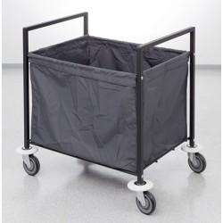 Chariot de collecte du linge 240 L