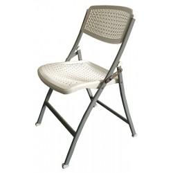 Chaise pliante et accrochable Marina M2 beige
