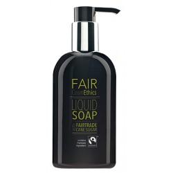 Lot de 24 flacons pompe Fair CosmEthics savon liquide 300 ml