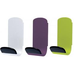 Patère simple magnétique Steely autres coloris