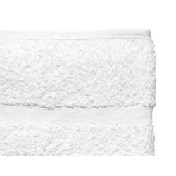 Serviette de toilette Jubba 50x90 cm coton 380g blanc