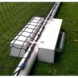Jeu de 2 contrepoids vides pour 1 seul but transportable (Ø 90 à 120 mm)