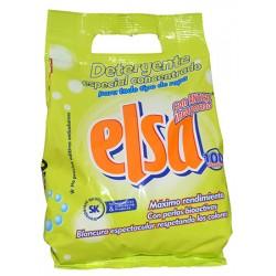 Lessive enzymatique Elsa en poudre 4 kg