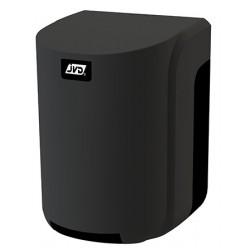 Grand dévidoir central ABS JVD 450 feuilles noir