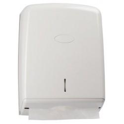 Distributeur d'essuie-mains en Z JOFEL ABS blanc L27,6xP13xH36,5 cm