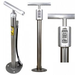 Pompe exterieur inox avec flex long