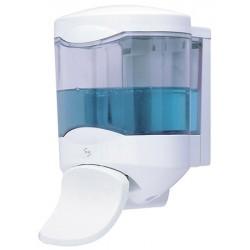 Distributeur de savon JVD HACCP à palette 450 ml