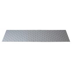 Bande d'éveil de vigilance extérieure autoadhésive 44,5 x 40 cm