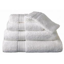 Drap de bain Capucine 70x130 cm 550g blanc