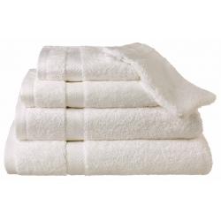 Maxi drap de bain Hortense 100x150 cm 650g blanc