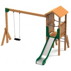 Multijeux Parc Titi (3 à 12 ans)