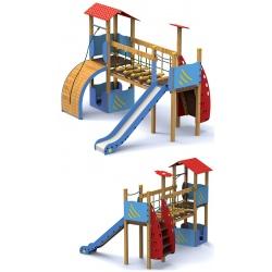 Multijeux Parc Aventure (3 à 12 ans)