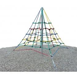 Jeux à grimper Pyramide (3 à 12 ans)