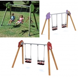 Balançoire des Petits à sceller (1 à 3 ans)