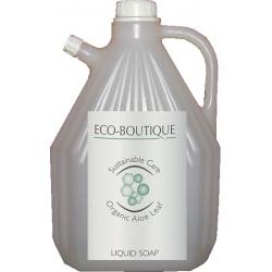 Lot de 4 recharges savon liquide Eco Boutique 3 L