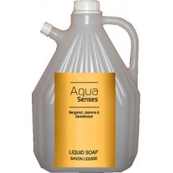 Lot de 4 recharges savon liquide Aqua Sense 3 L