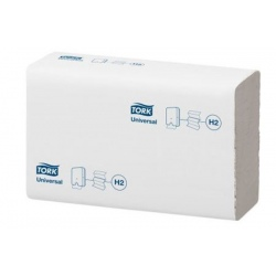 Carton de 20 paquets essuie mains blanc 2 plis en z 237f