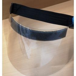 Lot de 50 masques de protection visière