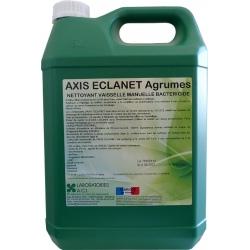 Nettoyant vaisselle manuelle bactéricide agrumes Axis Eclanet à diluer 5L
