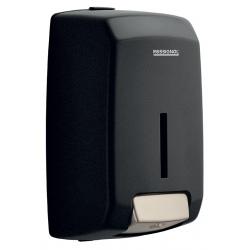 Distributeur de savon Design inox gris manganèse 1,1 l