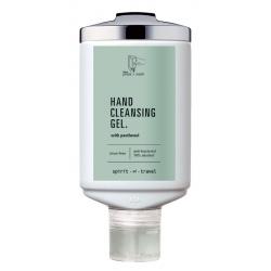 Lot de 30 gels hydroalcooliques Spirit of Travel en press+wash 300 ml