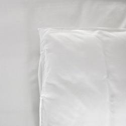Housse de couette i-care polycoton 33/67 blanc 130 g 270x275 cm (le lot de 8)