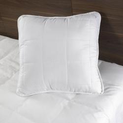 Oreiller Lotus 100% polyester blanc et fibres 750 g 60x60 cm (le lot de 21)