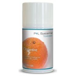 Lot de 12 Recharges de parfum Classic 270 ml parfum Clémentine