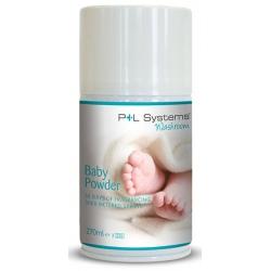 Lot de 12 Recharges de parfum Classic 270 ml parfum Talc bebe
