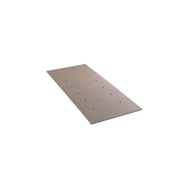 Sommier agglo perforé 80x200 cm pour lit gamme Alizés