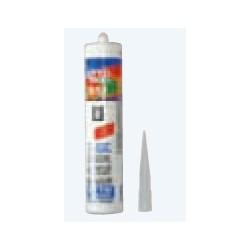Silicône coloré (cartouche 300 ml) pour plaqué murale