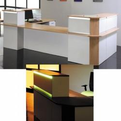 Kit d éclairage LED rehausse confort angle 90°