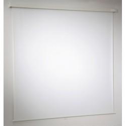 Ecran de projection manuel non feu M1 200x200 cm