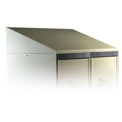Coiffe H20xP50 cm pour vestiaires Eco et Top L80 cm